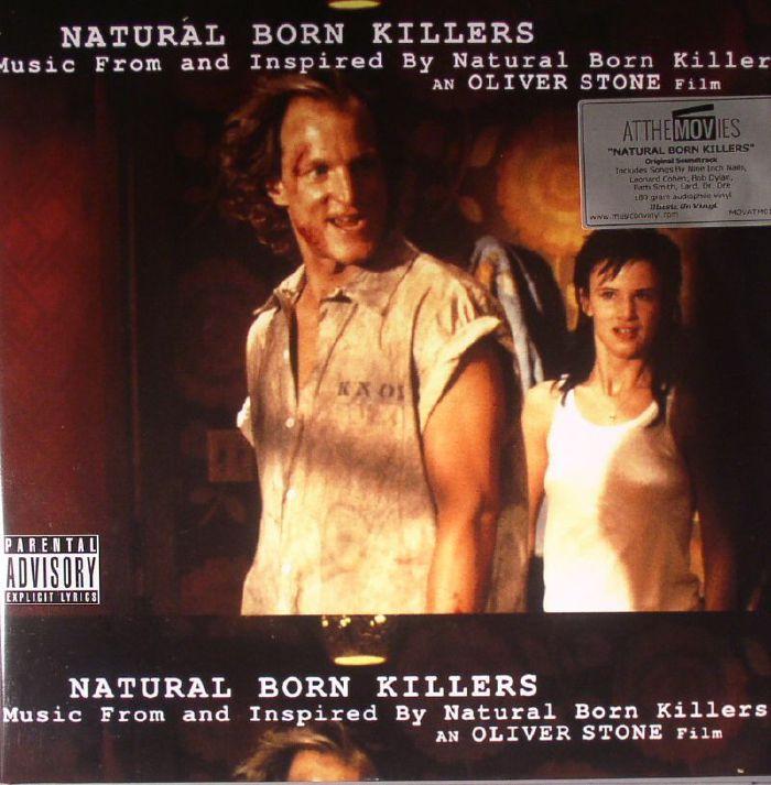 VARIOUS - Natural Born Killers (Soundtrack)
