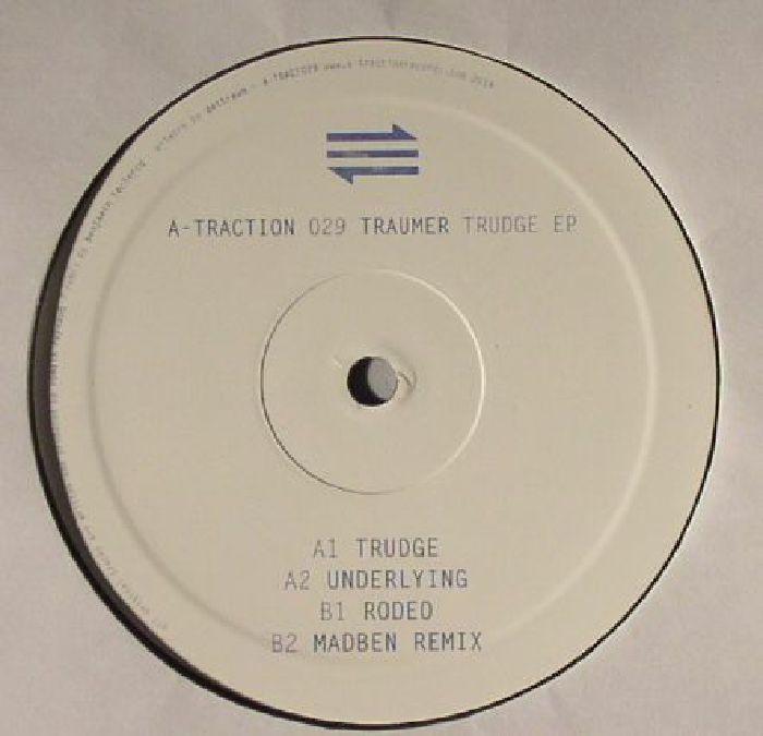 TRAUMER - Trudge EP
