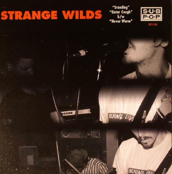 STRANGE WILDS - Standing