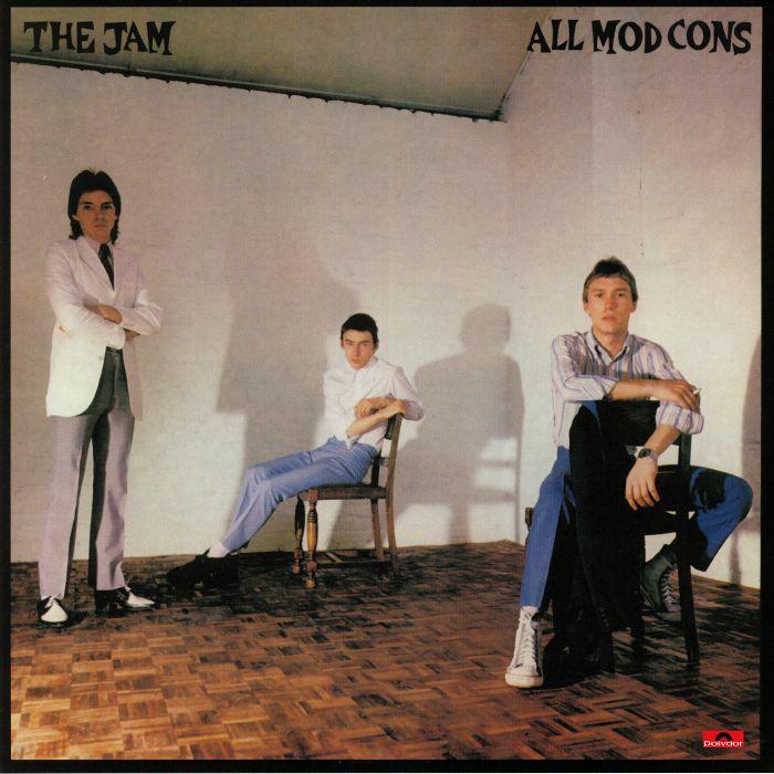JAM, The - All Mod Cons
