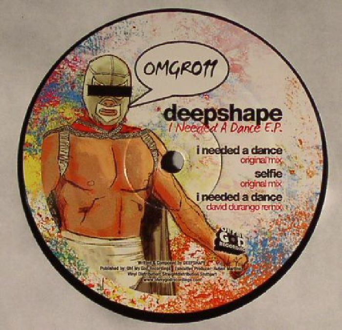 DEEPSHAPE - I Needed A Dance EP