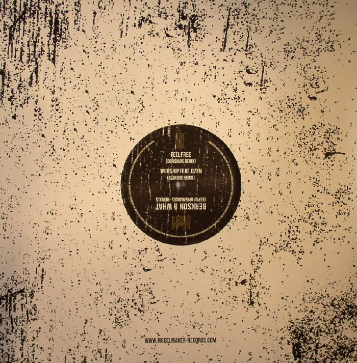 BERKSON & WHAT - Keep Up Appearances Remixes