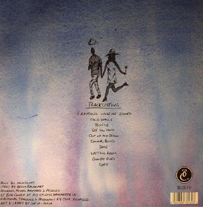 HINDSIGHTS - Cold Walls/Cloudy Eyes