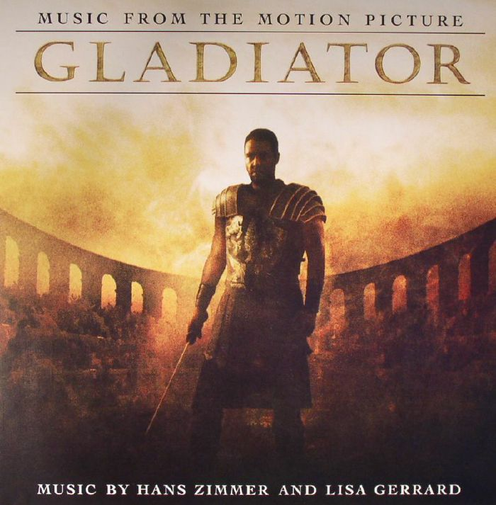 Hans zimmer lisa gerrard gladiator soundtrack vinyl at for Gladiator hans zimmer