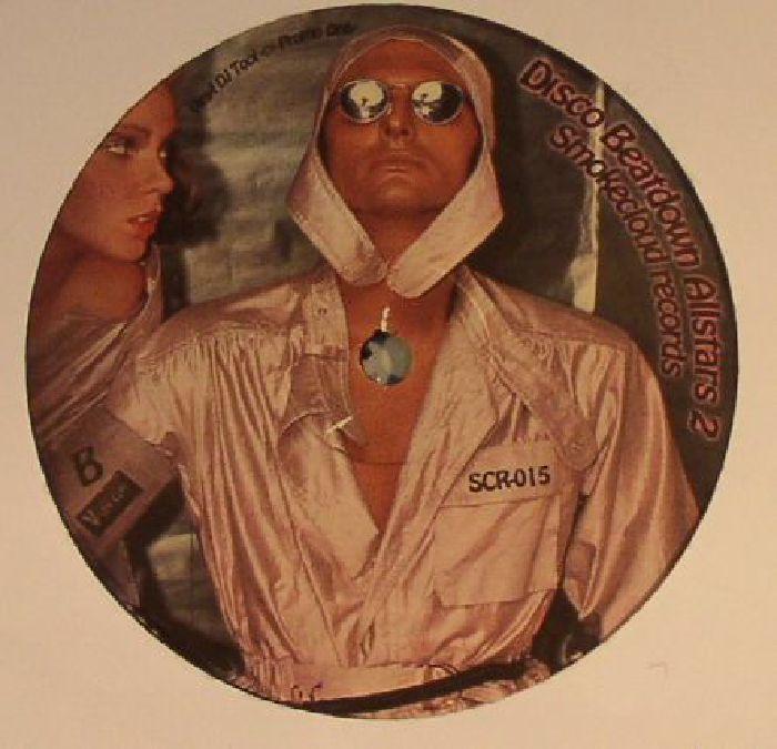 OSMOSE/THE SILVER RIDER/JP SOURCE/HRISTO - Disco Beatdown Allstars 2