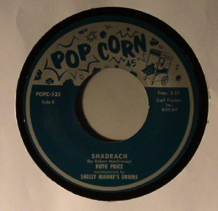 WANDERERS, The/RUTH PRICE - Shadrach Meshack & Abednego
