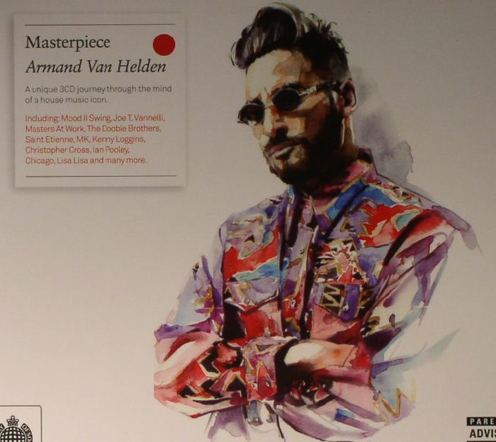 VAN HELDEN, Armand/VARIOUS - Masterpiece