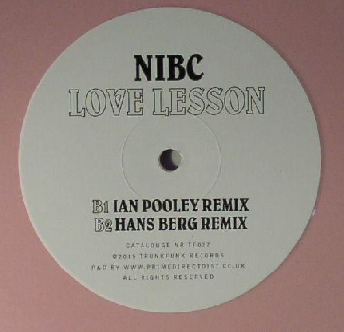 NIBC - Love Lesson