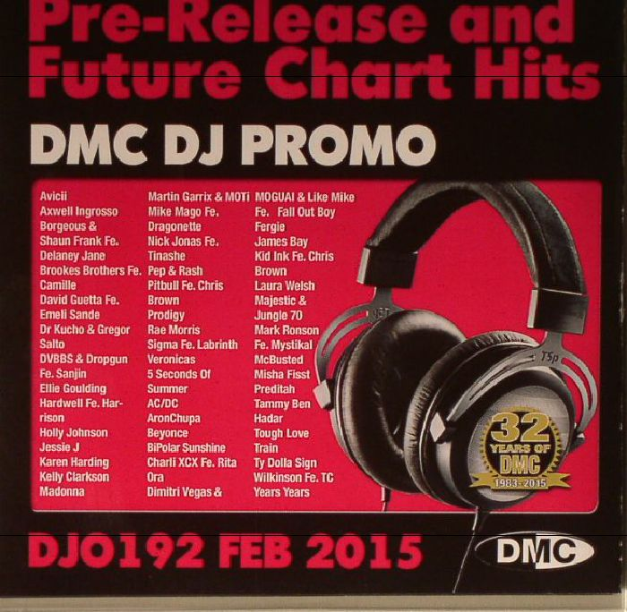 VARIOUS - DJ Promo DJO 192: Feb 2015 (Strictly DJ Use Only) (Pre Release & Future Chart Hits)