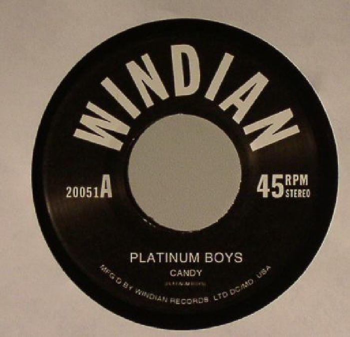 PLATINUM BOYS - Candy