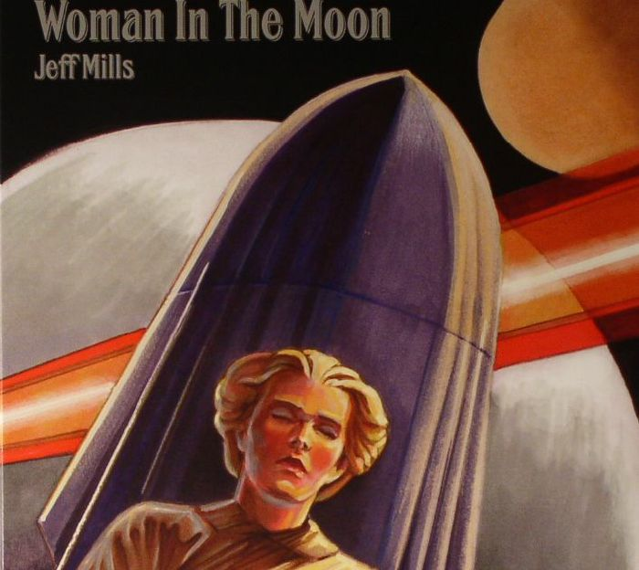 MILLS, Jeff - Woman In The Moon