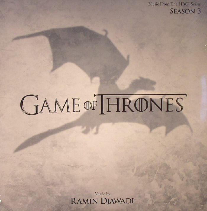 DJAWADI, Ramin - Game Of Thrones Season 3 (Soundtrack)