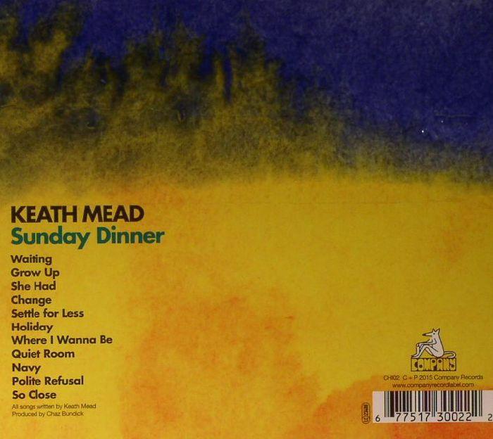 MEAD, Keath - Sunday Dinner