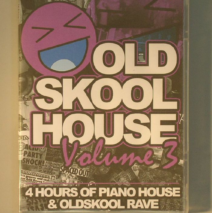Various old skool house volume 3 4 hours of piano house for Old skool house music