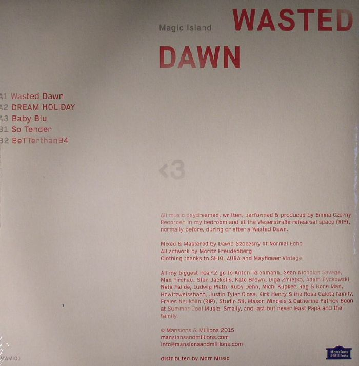 MAGIC ISLAND - Wasted Dawn
