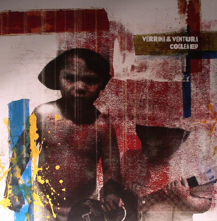 Verrina Amp Ventura Coclea Ep Vinyl At Juno Records