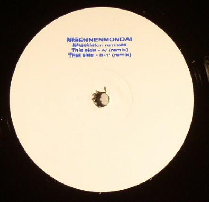 NISENNENMONDAI - Shackleton Remixes