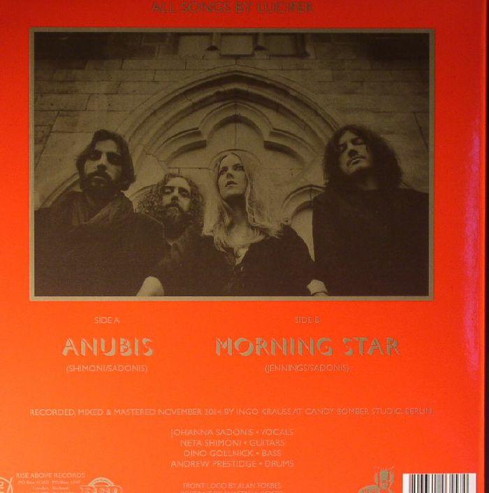 LUCIFER Anubis Vinyl At Juno Records