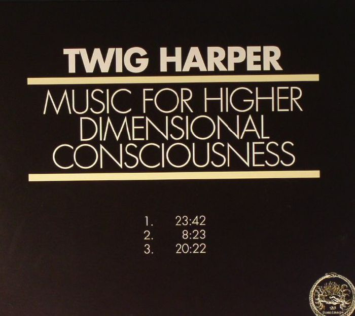HARPER, Twig - Music For Higher Dimensional Consciousness