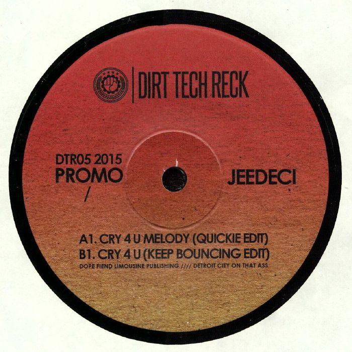 JEEDECI - Cry 4 U