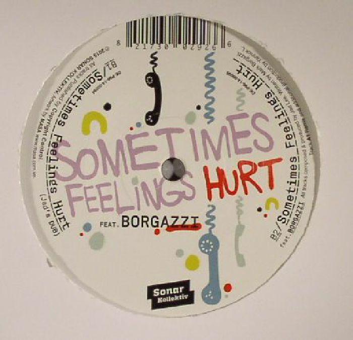 JAD & THE LADYBOY feat BORGAZZI - Never Come Back Down