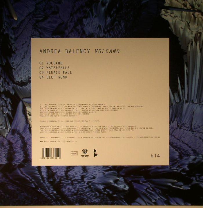 BALENCY, Andrea - Volcano