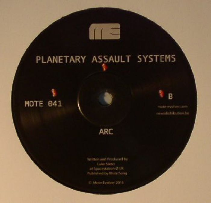 PLANETARY ASSAULT SYSTEMS - The Eyes Themselves
