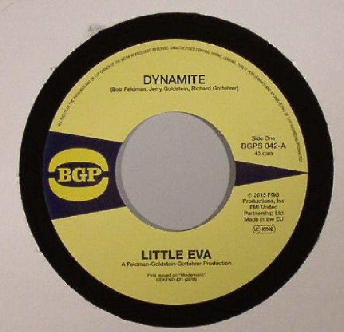 LITTLE EVA - Dynamite