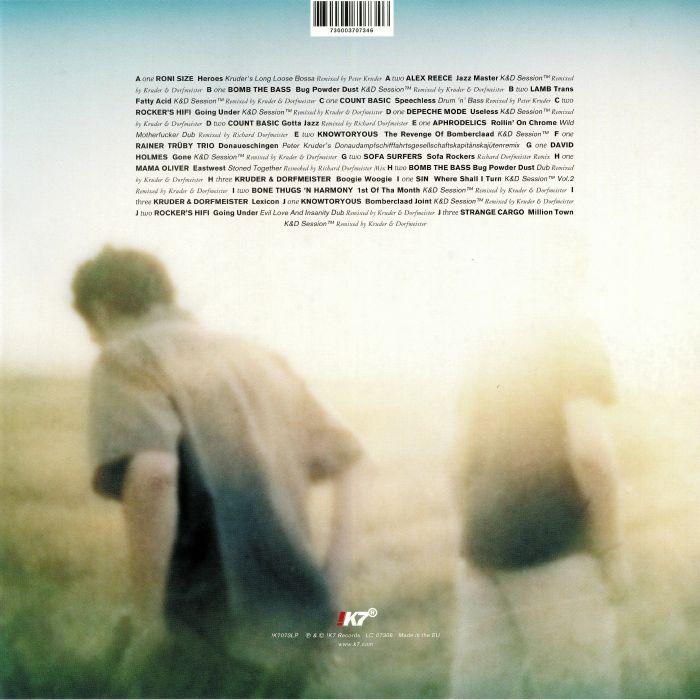 KRUDER & DORFMEISTER/VARIOUS - The K&D Sessions (remastered)
