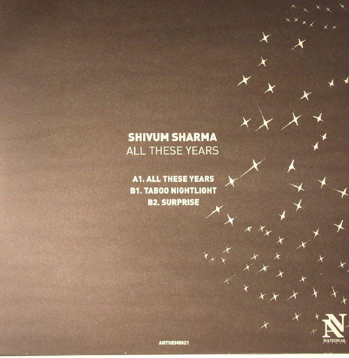 SHARMA, Shivum - All These Years