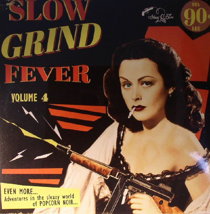 VARIOUS - Slow Grind Fever Vol 4