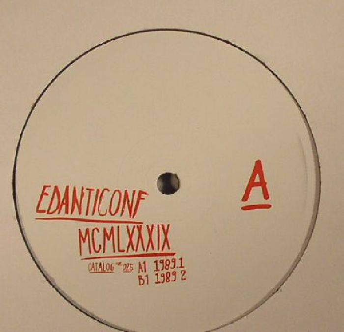 EDANTICONF - MCMLXXXIX