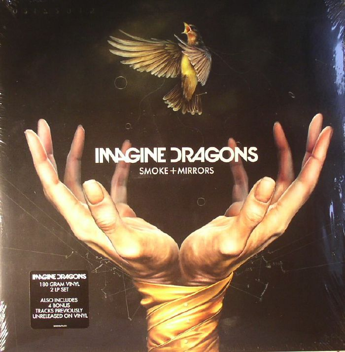 Warriors Imagine Dragons Captain America: IMAGINE DRAGONS Smoke & Mirrors Vinyl At Juno Records