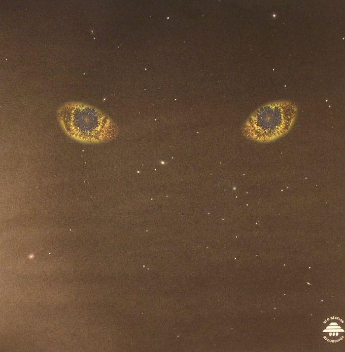 KNUTSSON/BERG - Cosmos Cat