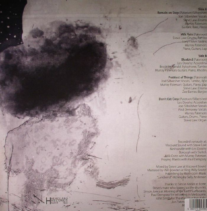 HEADLAND - Cosy EP