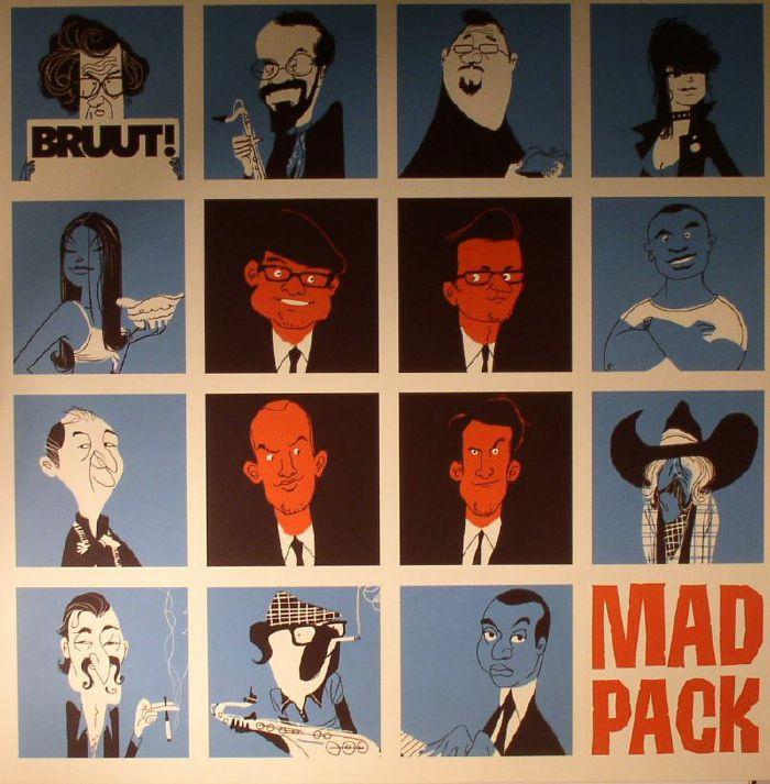 BRUUT! - Mad Pack