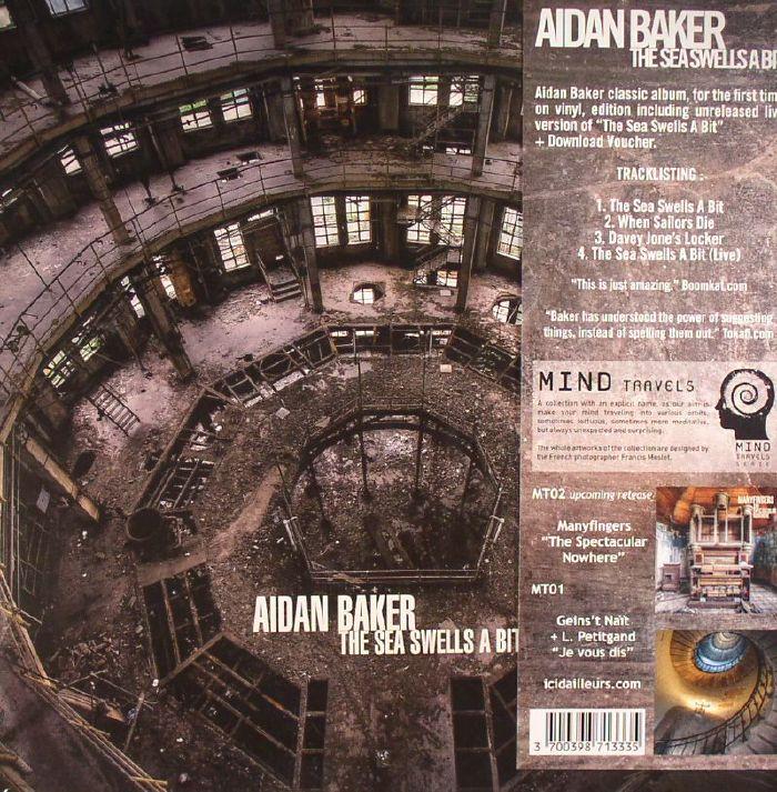 BAKER, Aidan - The Sea Swells A Bit (remastered)