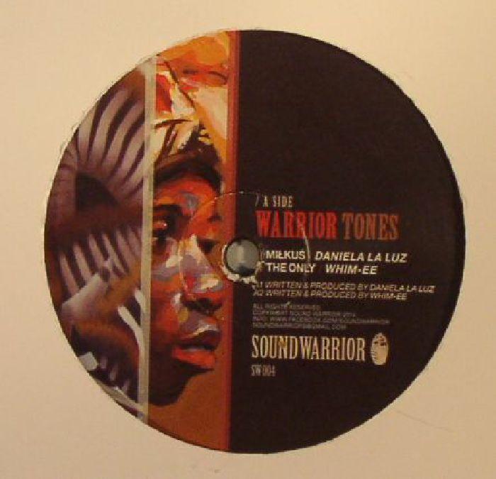 LA LUZ, Daniela/WHIM EE/JENIFA MAYANJA/DAKINI9 - Warrior Tones EP