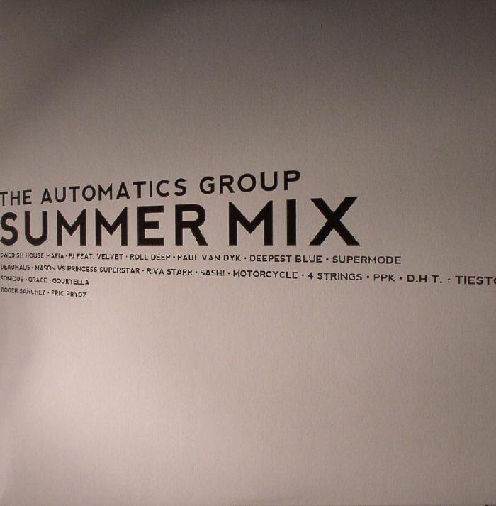 AUTOMATICS GROUP, The - Summer Mix