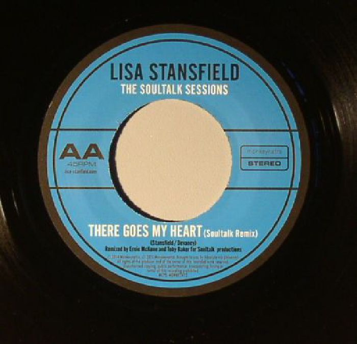 STANSFIELD, Lisa - There Goes My Heart