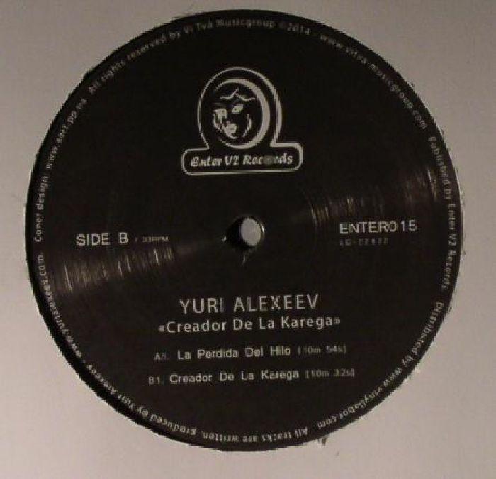ALEXEEV, Yuri - Creador De La Karega
