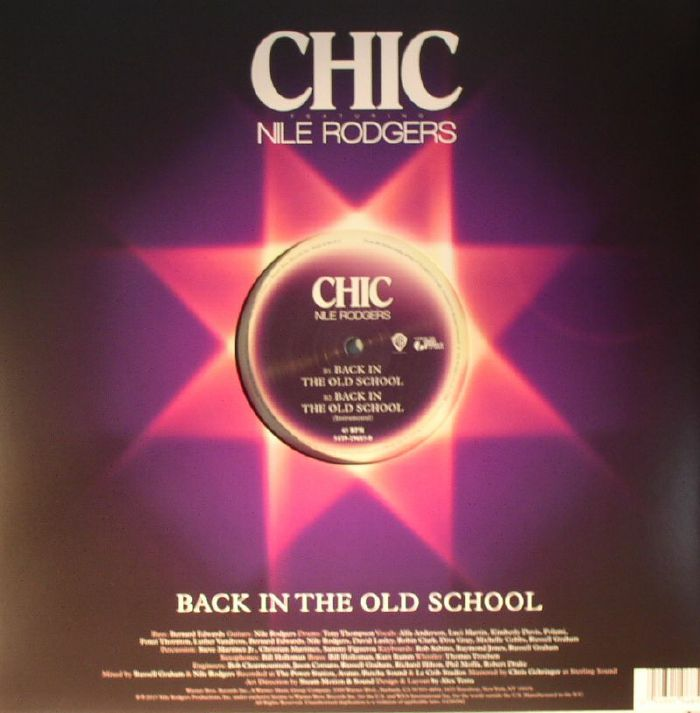 CHIC feat NILE RODGERS - I'll Be There