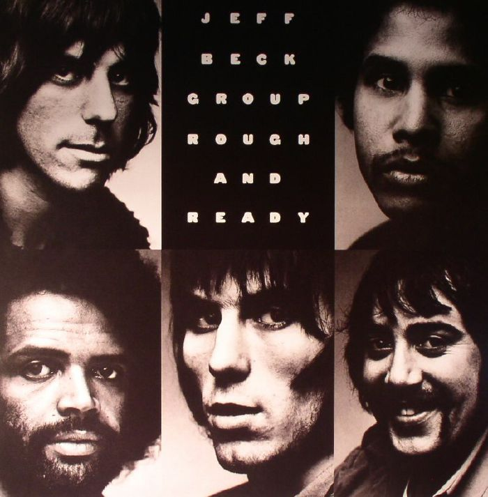 JEFF BECK GROUP - Rough & Ready: Anniversary Edition