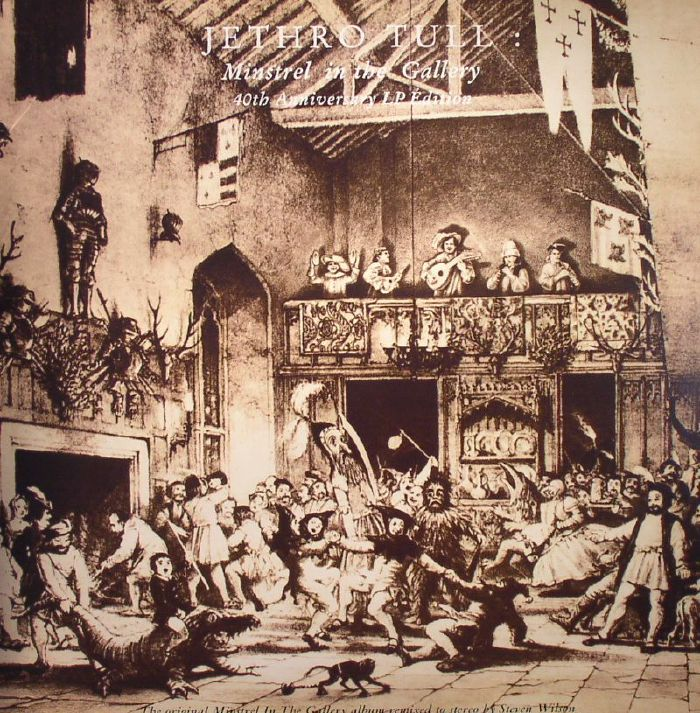 JETHRO TULL - Minstrel In The Gallery: 40th Anniversary Edition