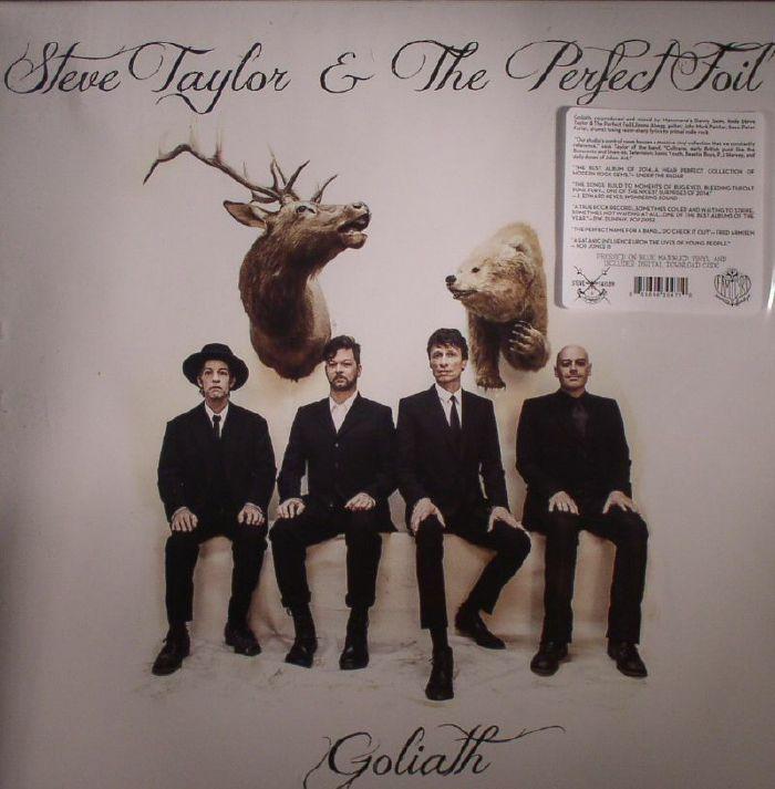 TAYLOR, Steve & THE PERFECT FOIL - Goliath