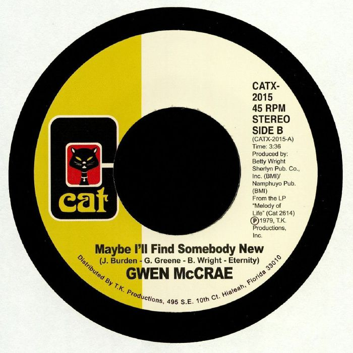 McCRAE, Gwen - All This Love That I'm Givin