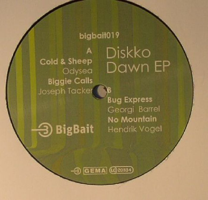 ODYSEA/JOSEPH TACKER/GEORGI BARREL/HENDRIK VOGEL - Diskko Dawn EP
