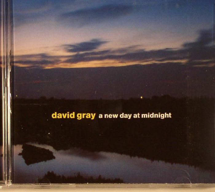 GRAY, David - A New Day At Midnight