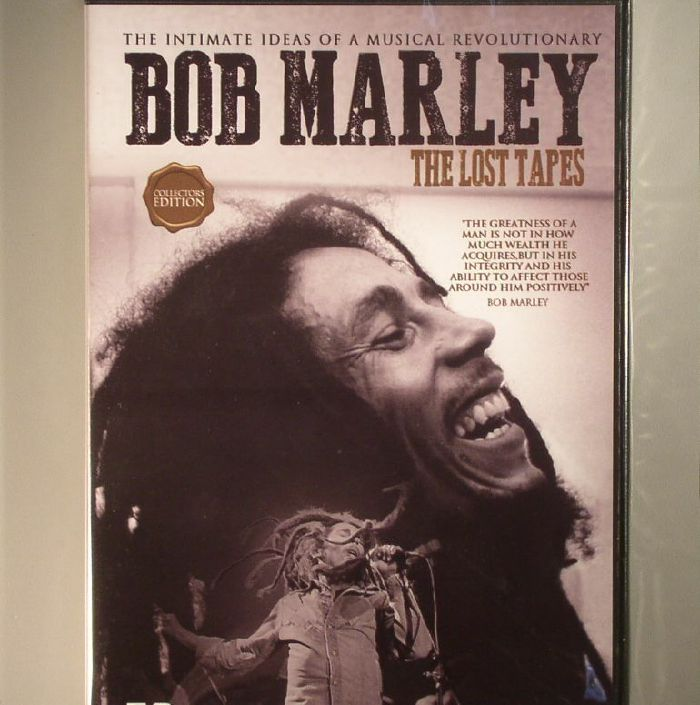 MARLEY, Bob - The Lost Tapes (Collectors Edition)