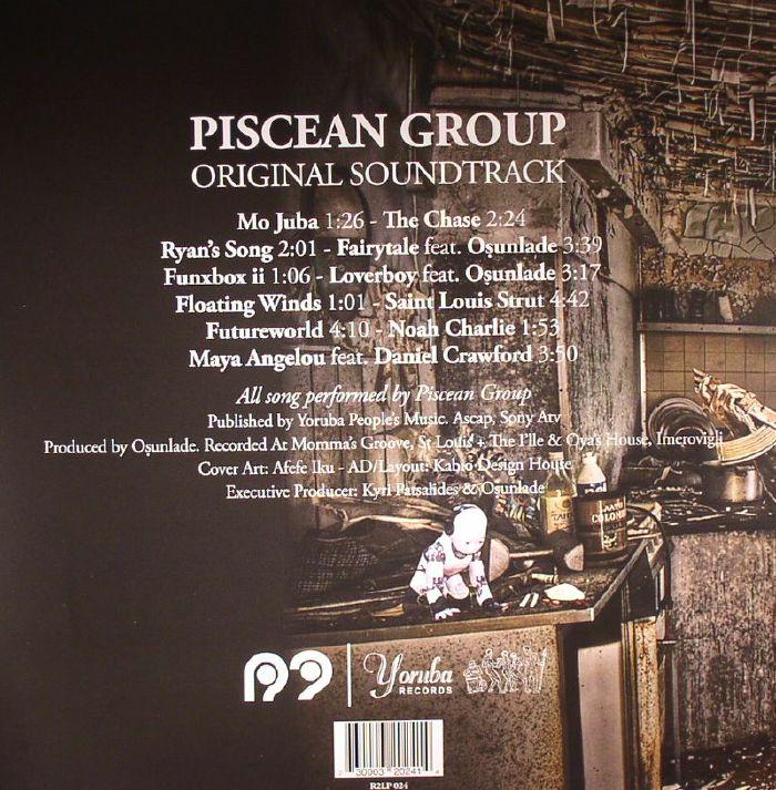 PISCEAN GROUP - Piscean Group (Soundtrack)